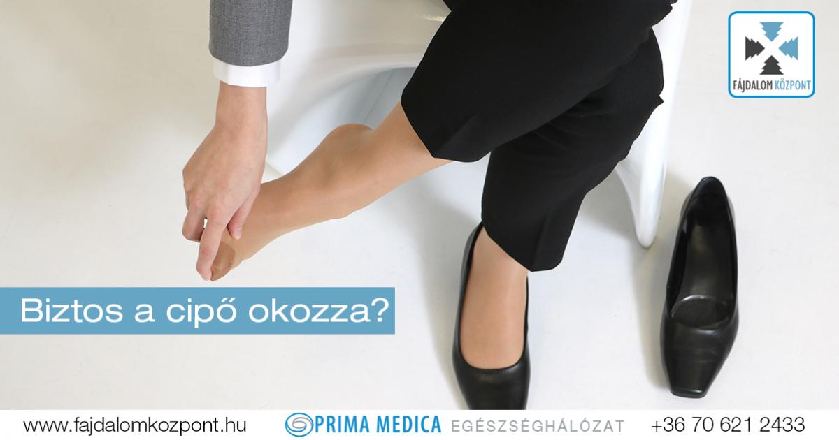 A lábfej fájdalom okai mik lehetnek, és hogyan kezelheti?