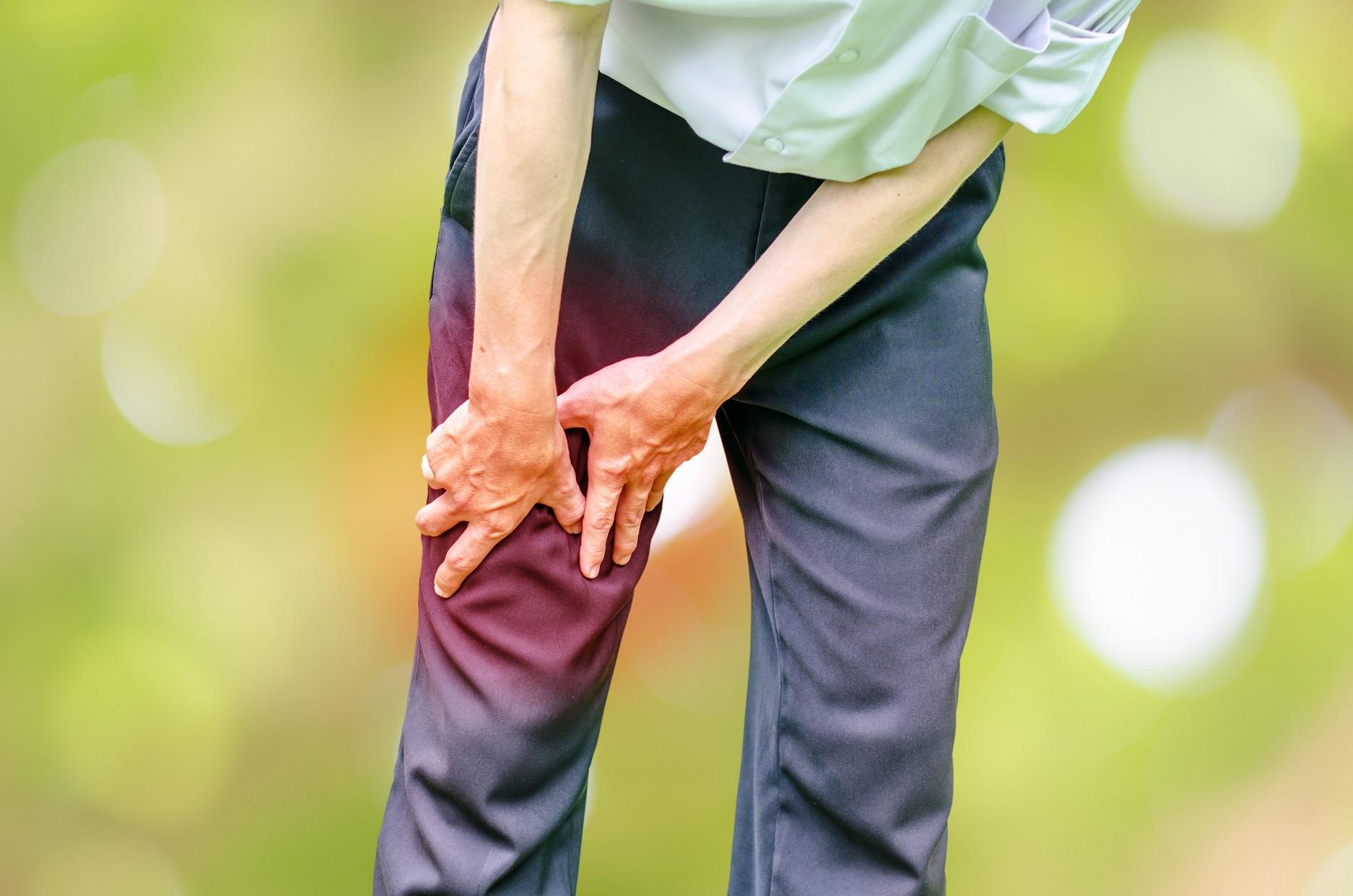 fájdalom a térdízületek hát izmain ha az ízületeket nem kezelik