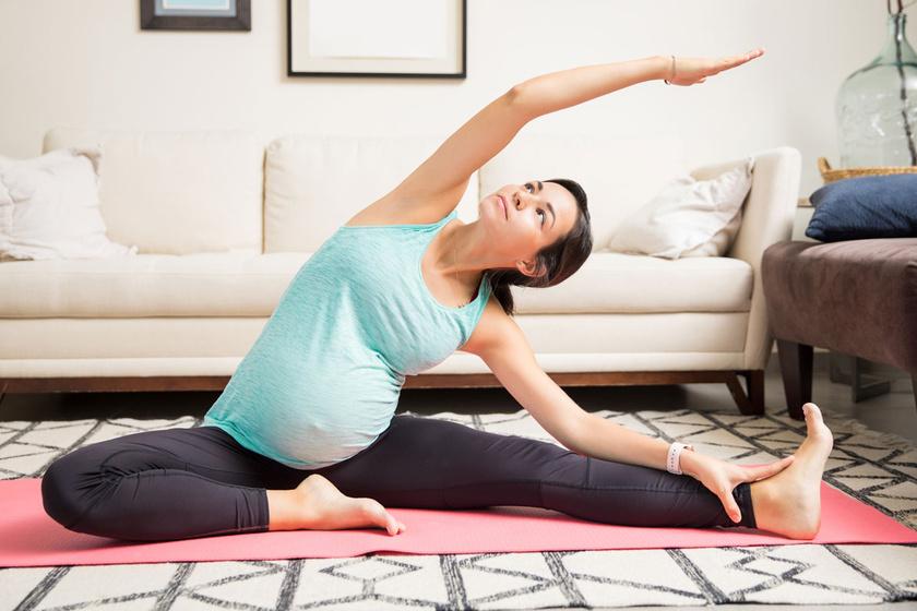 derékfájás terhesség