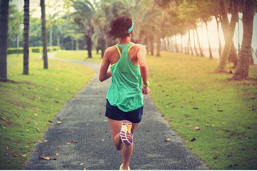 térdfájdalom és futás