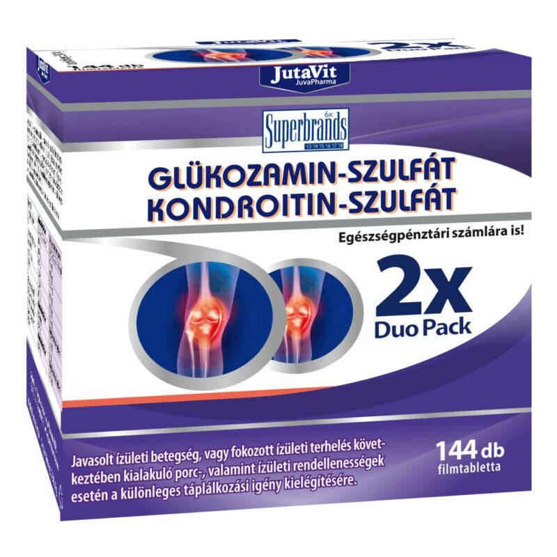 kondroitin-glükozamin ízületek)