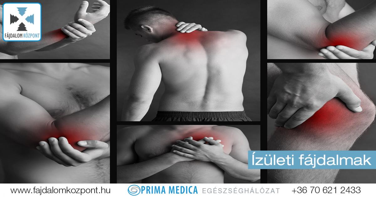 ízületi fájdalom a hőmérséklet után)