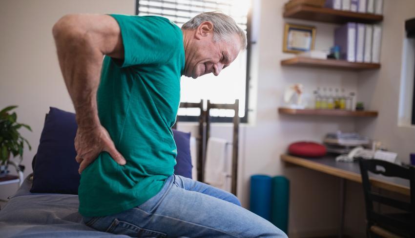 fájdalom a jobb csípőízületben, amikor ült
