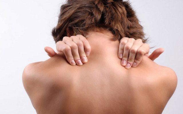 A nyaki gerinc kondúrája: tünetek és kezelés