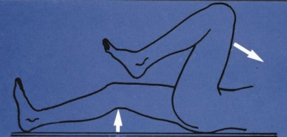 fájdalom a bal combcsontról járás közben