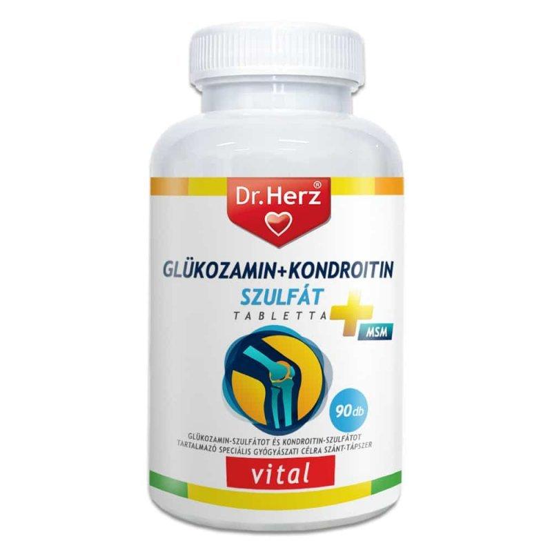 kondroitin-glükozamin gél ár