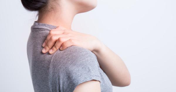 fájdalom és zsibbadás a vállízületben