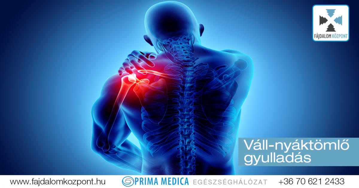 fizioterápia a vállízületi gyulladás kezelésében)