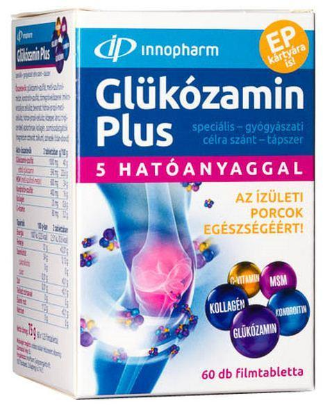 glükózamin-kondroitin argon