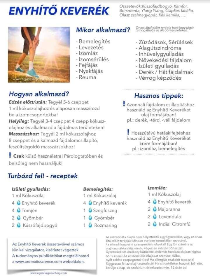hasznos tippek az ízületi fájdalmakhoz)