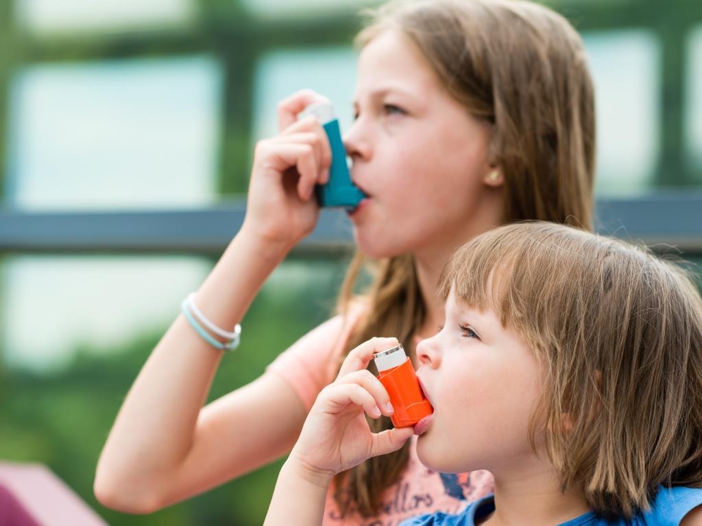 Az asztma és tünetei