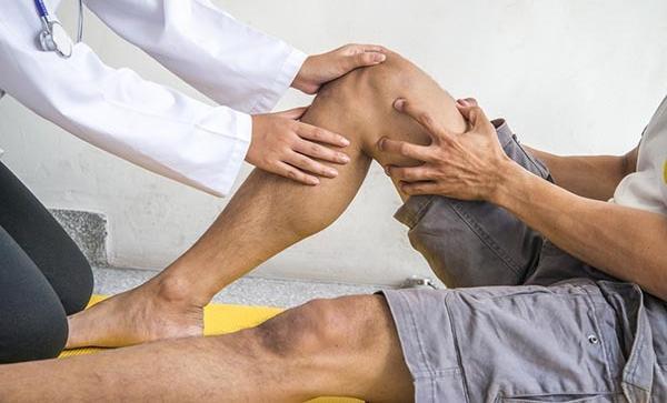 izomfájdalom a térdízület kezelésében
