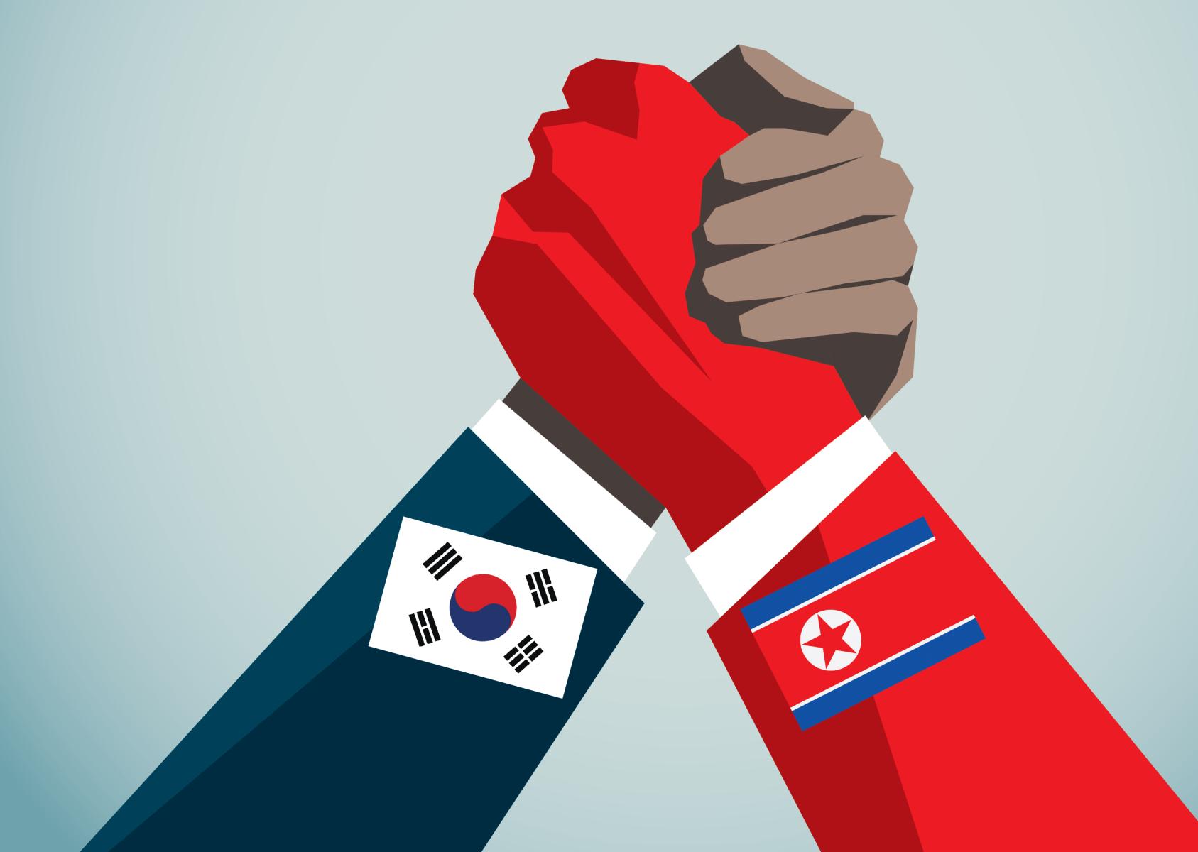 közös előkészítés koreai
