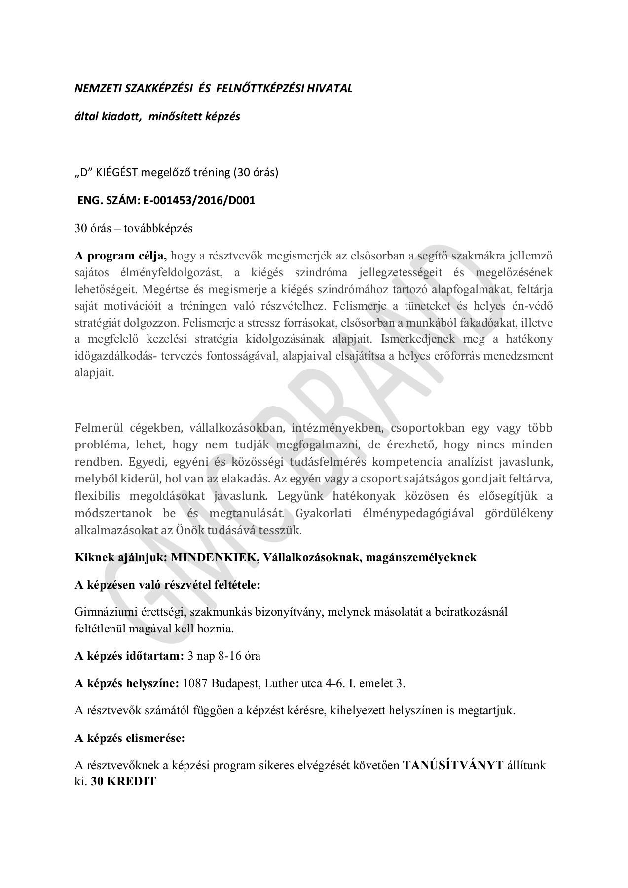 Állásajánlat: társasházkezelés / közös képviselő