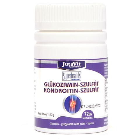 kondroitin-glükozamin vizsgálatok)