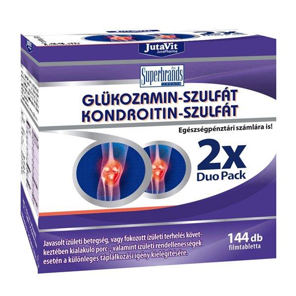 kondroitin és glükozamin sportolók számára