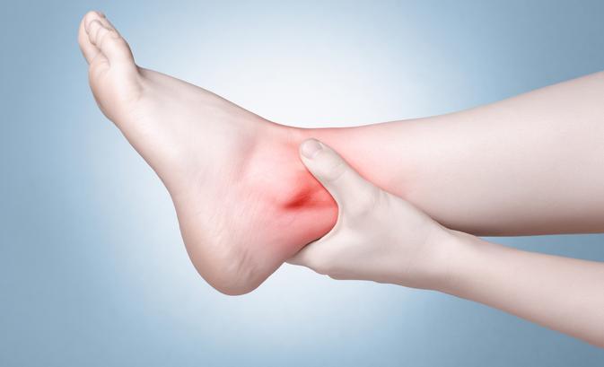 láb boka betegség beteg térdízület kezelése