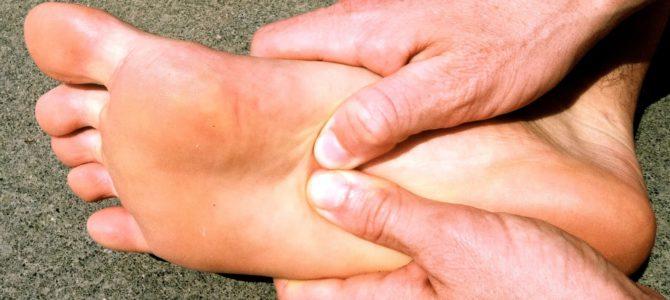 lábujj zsibbadás cipő