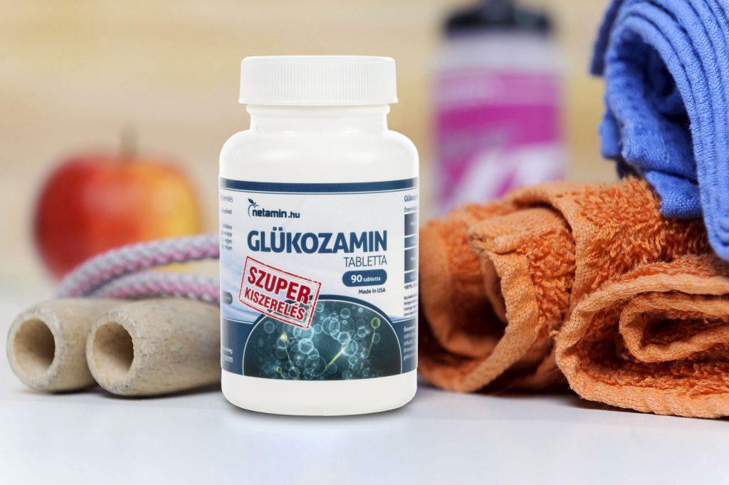 mi a kondroitin és a glükozamin része)