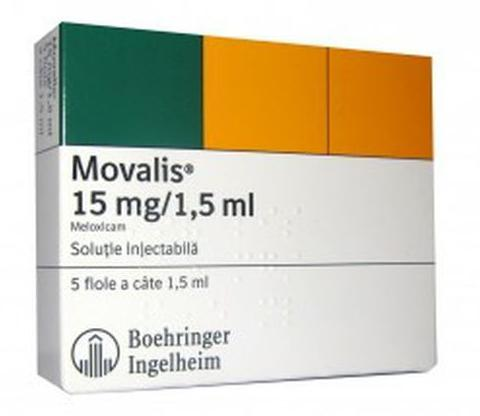 MOVALIS 15 MG TABLETTA 20X Adatlap / PirulaPatika online gyógyszertár