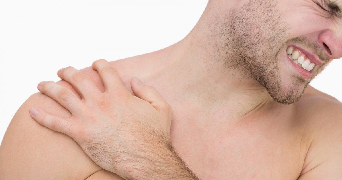 növekvő fájdalom a vállízületben)