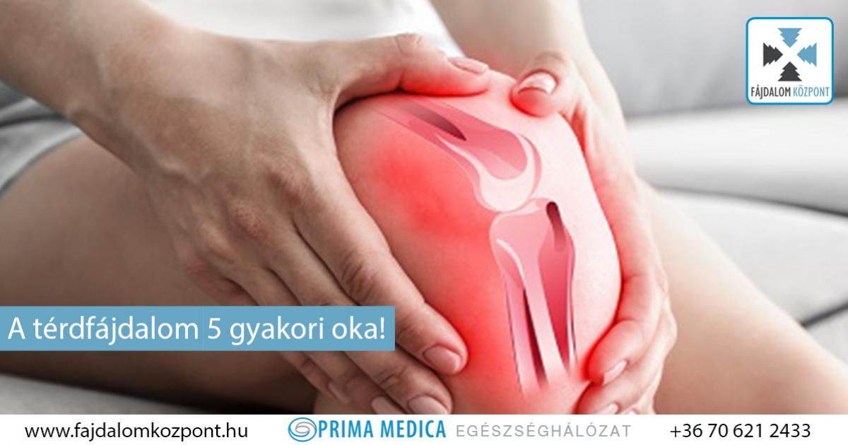térdfájdalom okozza az artrózis kezelését