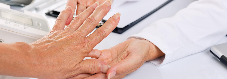 a mutatóujj kezelés artrózisa ízületi fájdalom a hideg vízből