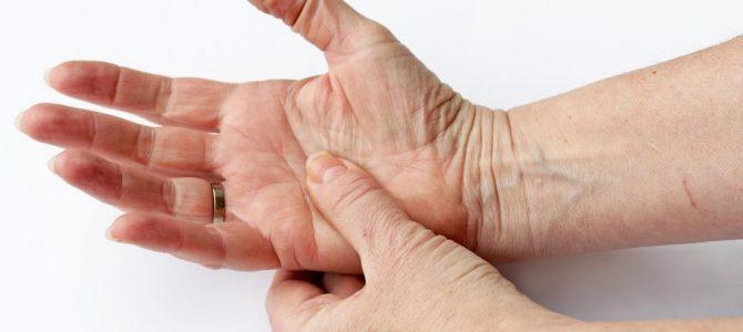 artritisz artrózis kéz tünetek kezelése