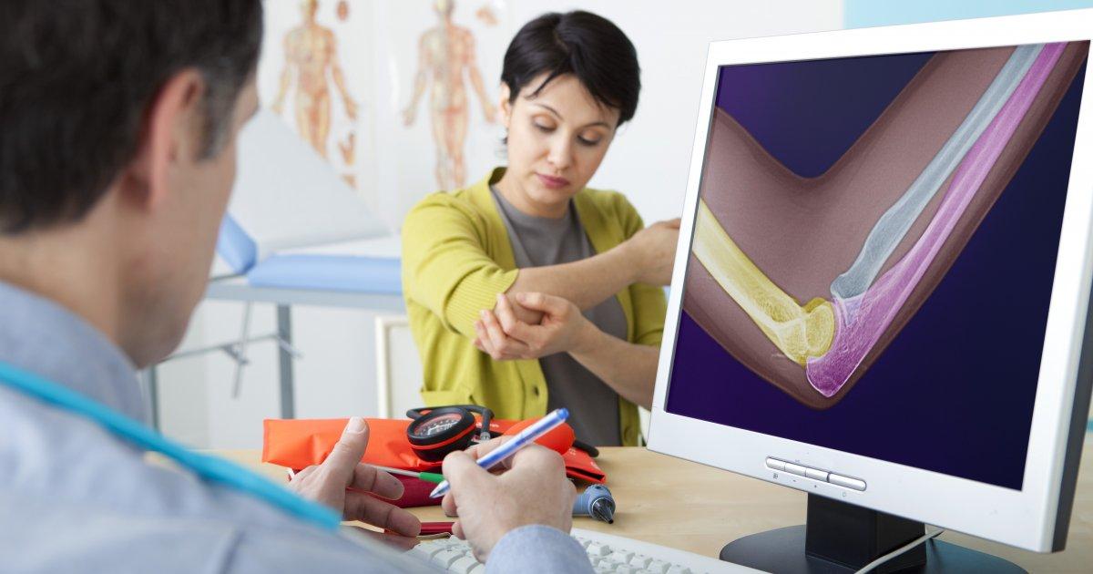 mi okozza a csuklóízület fájdalmát