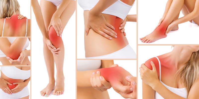 Gonartrózis és fájdalomcsillapítás kezelése - Sérülések